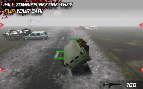 Zombie Highway - screenshot thumbnail