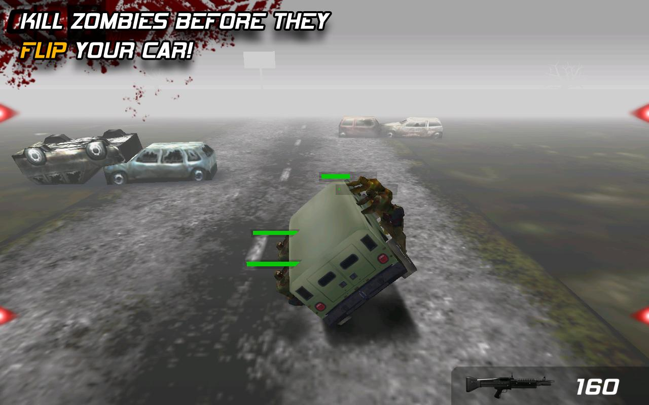 Zombie Highway - screenshot
