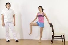生理痛が軽減する楽々ストレッチ体操「整体」#5のおすすめ画像1