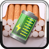 Battery Cigarette Widget