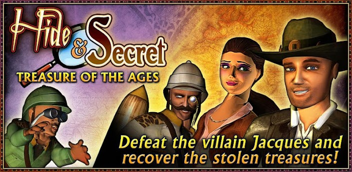 Скачать Hide & Secret: Treasure of the Ages HD (Анна и Уилл)