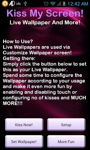 Kiss My Screen
