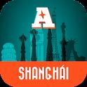 Shanghái guía mapa offline icon