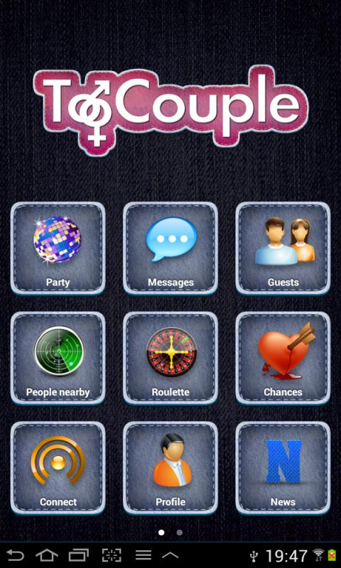ToCouple. Find your love! - screenshot