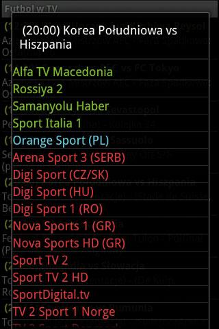 【免費運動App】Futbol w TV Pro-APP點子