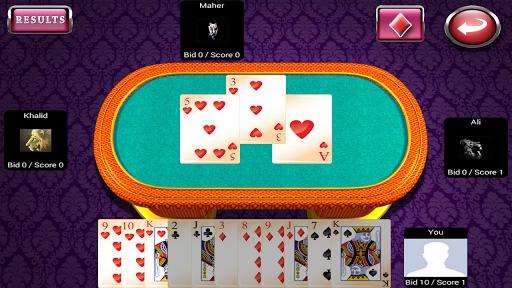 Tarneeb 1.8 screenshots 5