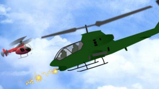 【免費模擬App】Classic Helicopter Battle-APP點子