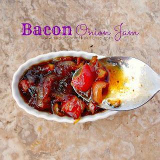 Bacon Onion Jam and Almondina Giveaway