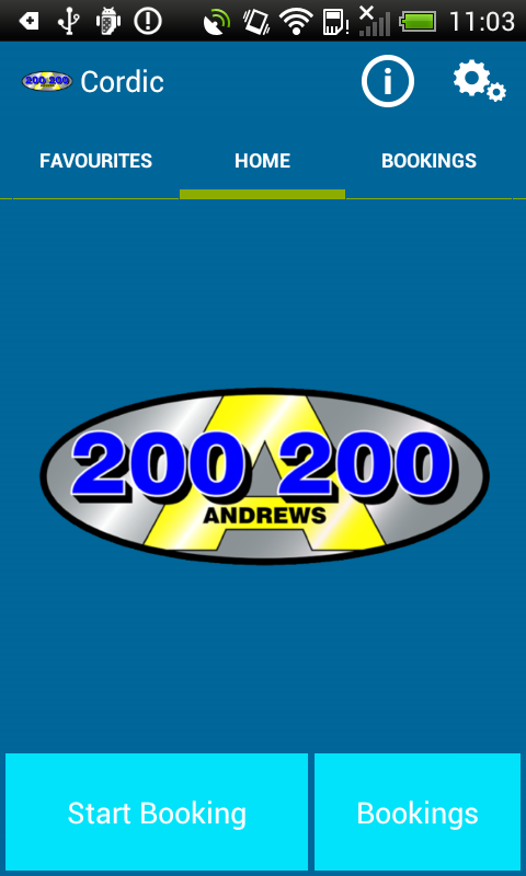 Andrews Taxis- screenshot