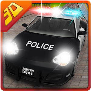 3D Police Car Stunts Simulator for PC and MAC