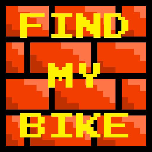 Find My Bike LOGO-APP點子