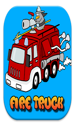 Fire Truck Racing Games - Kids