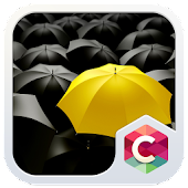 Yellow Umbrella Theme