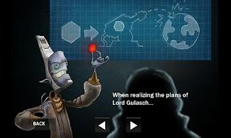 Screenshot of Stellar Escape