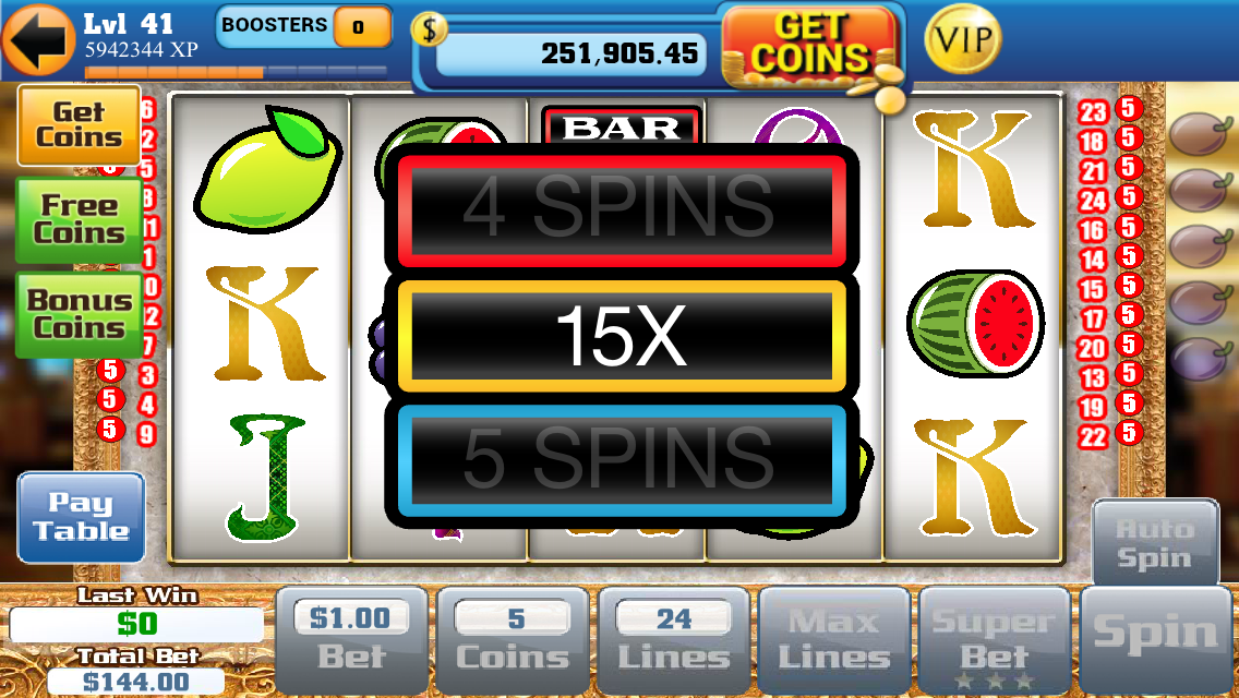 Slots to Vegas Prime - screenshot
