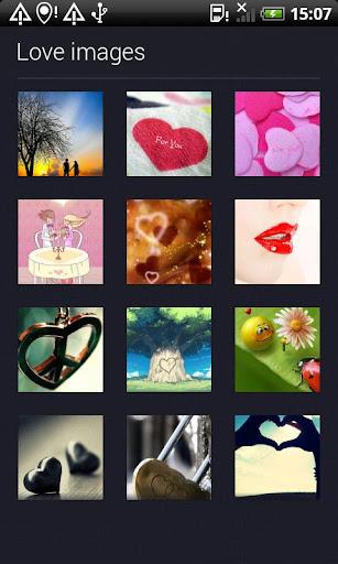 【免費娛樂App】Send love images-APP點子