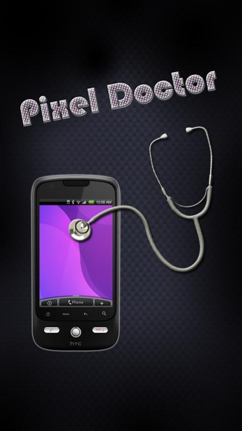 Pixel Doctor Pro - screenshot