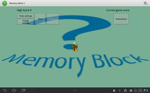 Memory Block 3