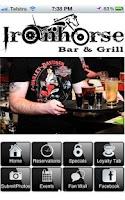 Screenshot of Ironhorse Bar and Grill