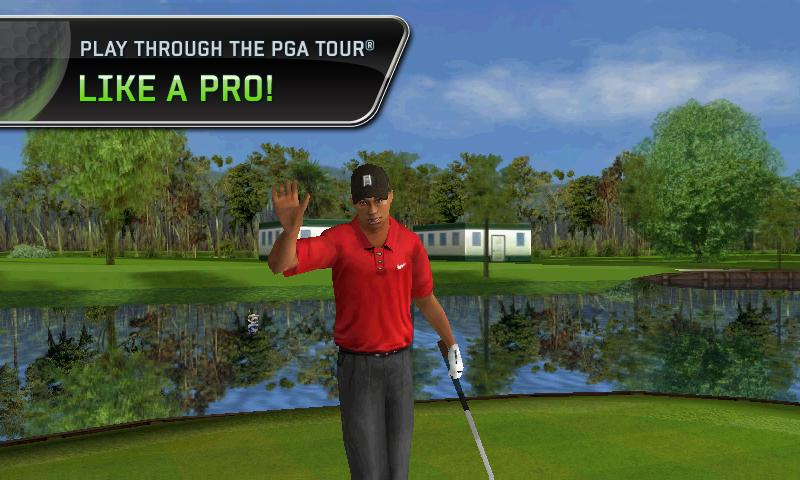 Tiger Woods PGA TOUR® 12 - screenshot