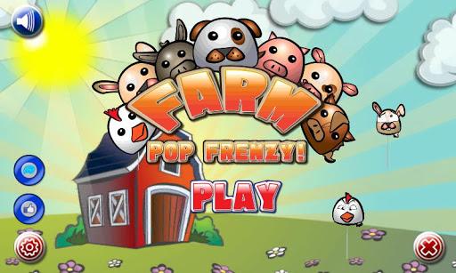 Farm Pop Frenzy
