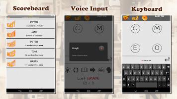 Screenshot of JUMBLE: Anagram Word Puzzle