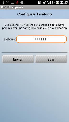 Control de Limpiezas NFC