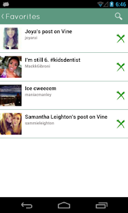 Vine Flow (Vine video app) - screenshot thumbnail