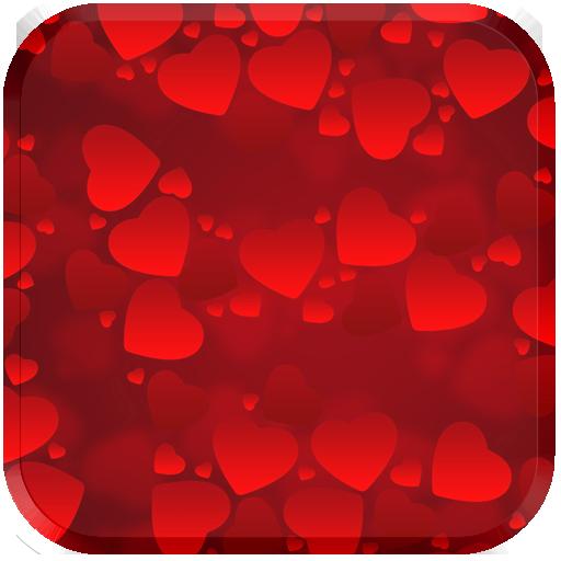 紅心愛情壁紙 個人化 App LOGO-APP開箱王