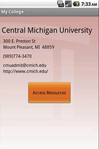 AccessMyLibrary CollegeEdition - screenshot