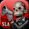 Zombie Soundboard SLA logo