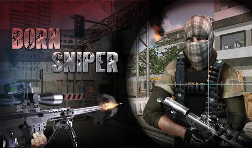 出生狙擊手刺客3D