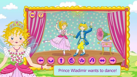 Princess Lillifee Fairy Ball- screenshot thumbnail