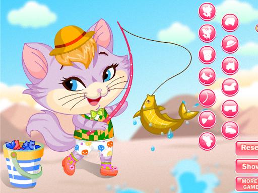 玩免費休閒APP|下載Dress Up Kitten app不用錢|硬是要APP
