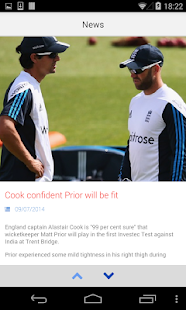 ECB Cricket- screenshot thumbnail