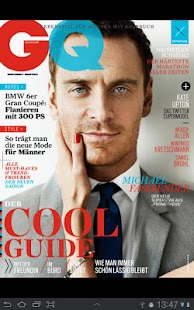 GQ MAGAZIN (D)- screenshot thumbnail