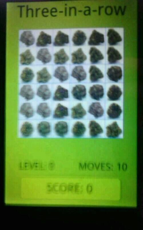 Marijuana Buds- screenshot