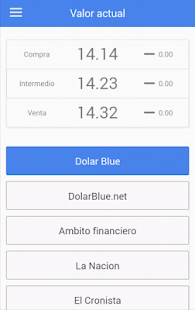 Bluelytics - Dolar Blue- screenshot thumbnail