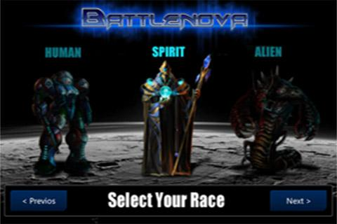 Battlenova - screenshot