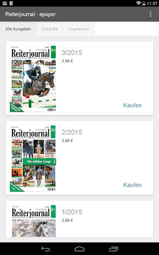 Reiterjournal - epaper