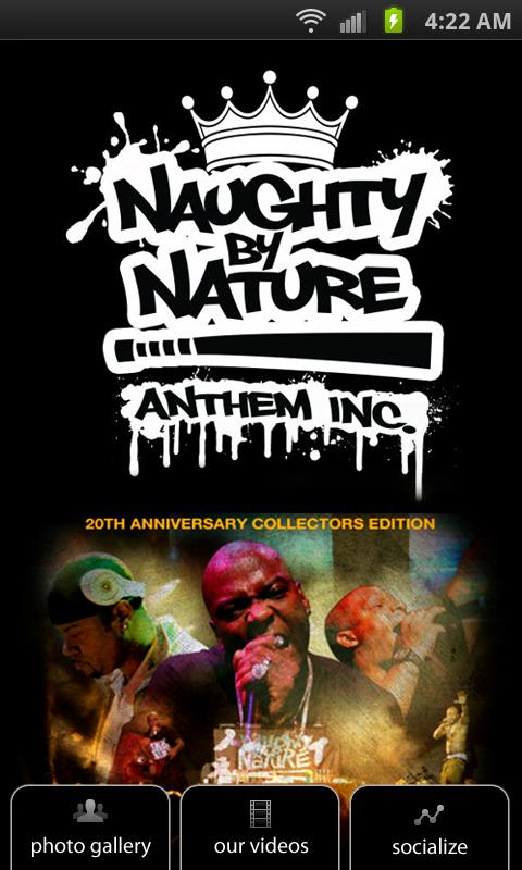 Naughty By Nature - screenshot