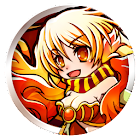 Siren Fantasia [Puzzle RPG] icon