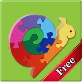 Kids Shapes Puzzles
