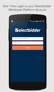 Selectbidder Trade-In App- screenshot thumbnail