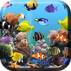 Aquarium Live Wallpaper (Ads Free) v1.8 APK
