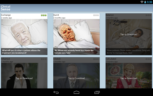 Download Clinical Sense For PC Windows and Mac apk screenshot 8
