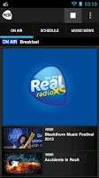 Screenshot of Real Radio XS