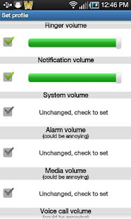 Smart Volume Profile Manager - screenshot thumbnail