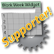 Work Week Widget (Donation)