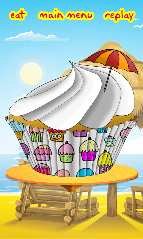 Cupcake Maker- screenshot